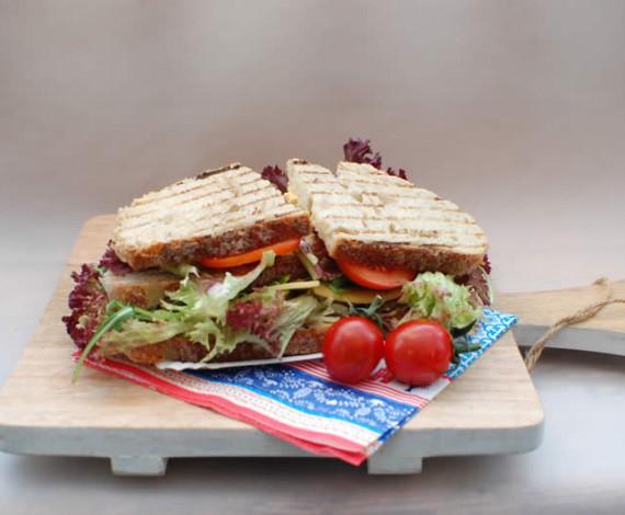 Boterhammen, broodjes & salades