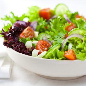 Salades bij het Broodlokaal in Zeist